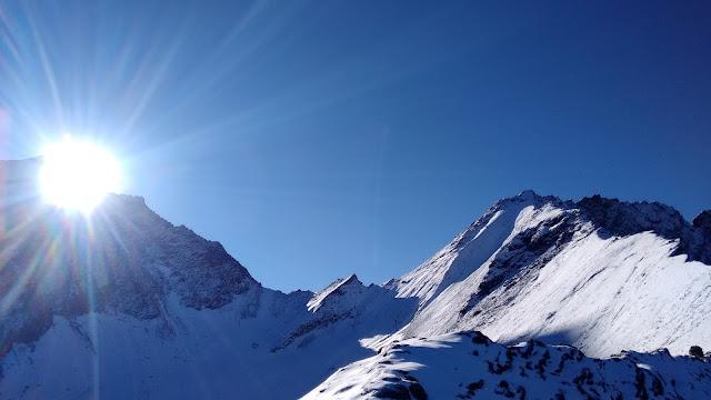 Experience trekking in Himalayas