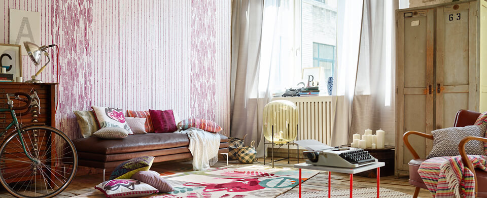 Recreate the Pin: Bold & Bright Bohemian