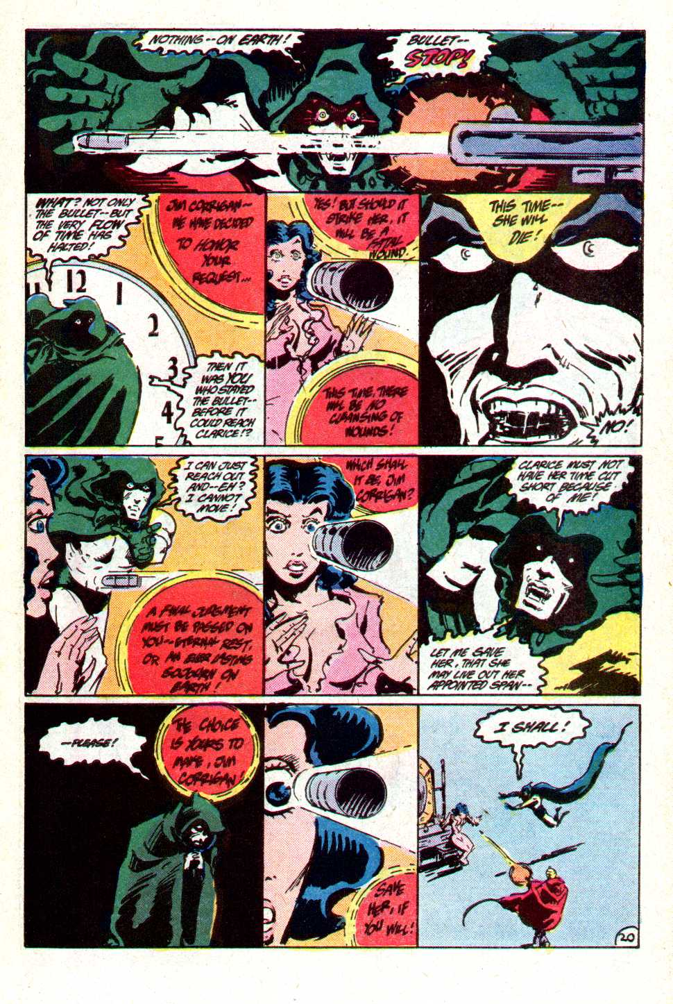 Read online Secret Origins (1986) comic -  Issue #15 - 42