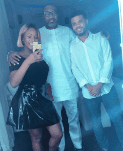 Dj Cuppy Boyfriend Asa Asika Officially Meets Her Dad