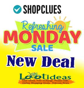 Deal of the Day - Shopclues Sales offer today