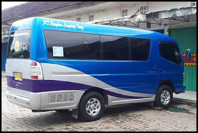 Info Travel Jakarta Ke Lampung
