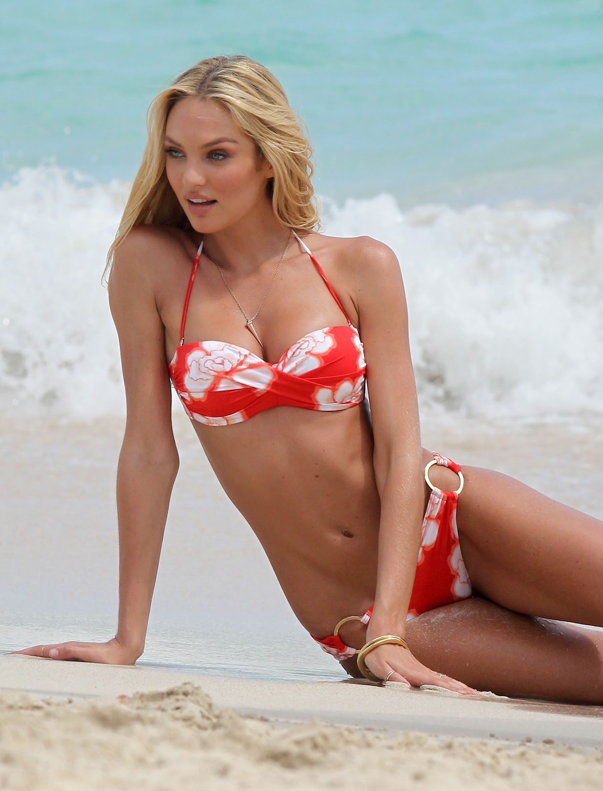 Something is. candice swanepoel hot bikini join. All