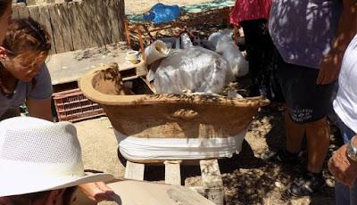 Λασίθι: Ψάχνουν κι άλλο τάφο μετά τη σπουδαία ανακάλυψη!