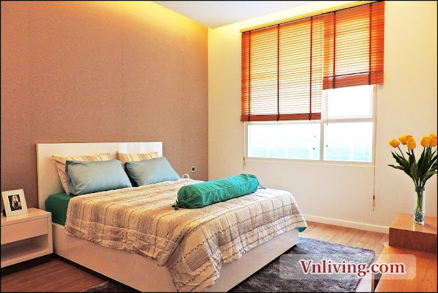 2 Bedrooms for rent in Masteri Thao Dien apartment Tower 2