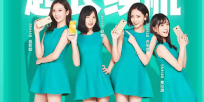 With SNH48, Xiaomi Releases Redmi 5 series
