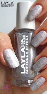SMALTO LAYLA SOFTOUCH EFFECT 01 - MARSHMALLOW TWINKLE