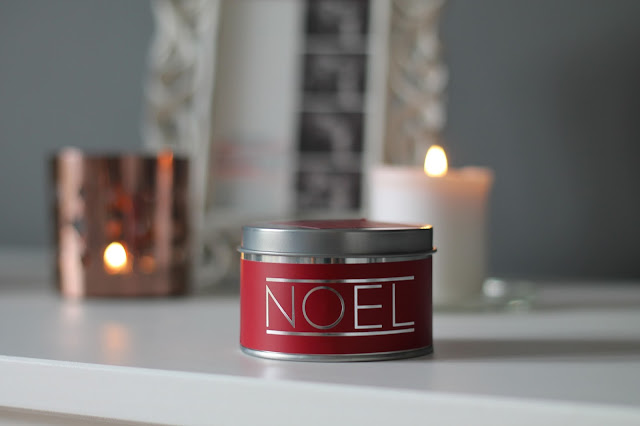 Noel Warming Spice Tin Candle Avon Review