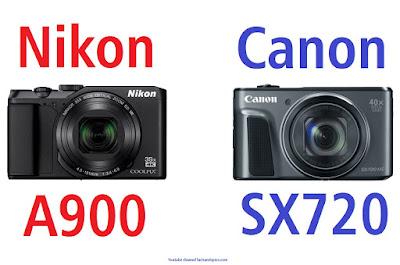 Canon vs Nikon, Nikon COOLPIX A900, Nikon A900 review, 4K video, Wi-Fi, NFC, macro photography, new prosumer camera, kamera prosumer,