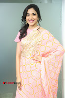 Actress Ritu Varma Pos in Beautiful Pink Anarkali Dress at at Keshava Movie Interview .COM 0009.JPG