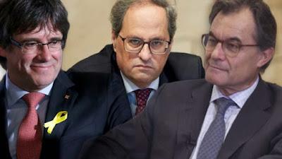 Procés, cataluña, independencia, independentista, españa