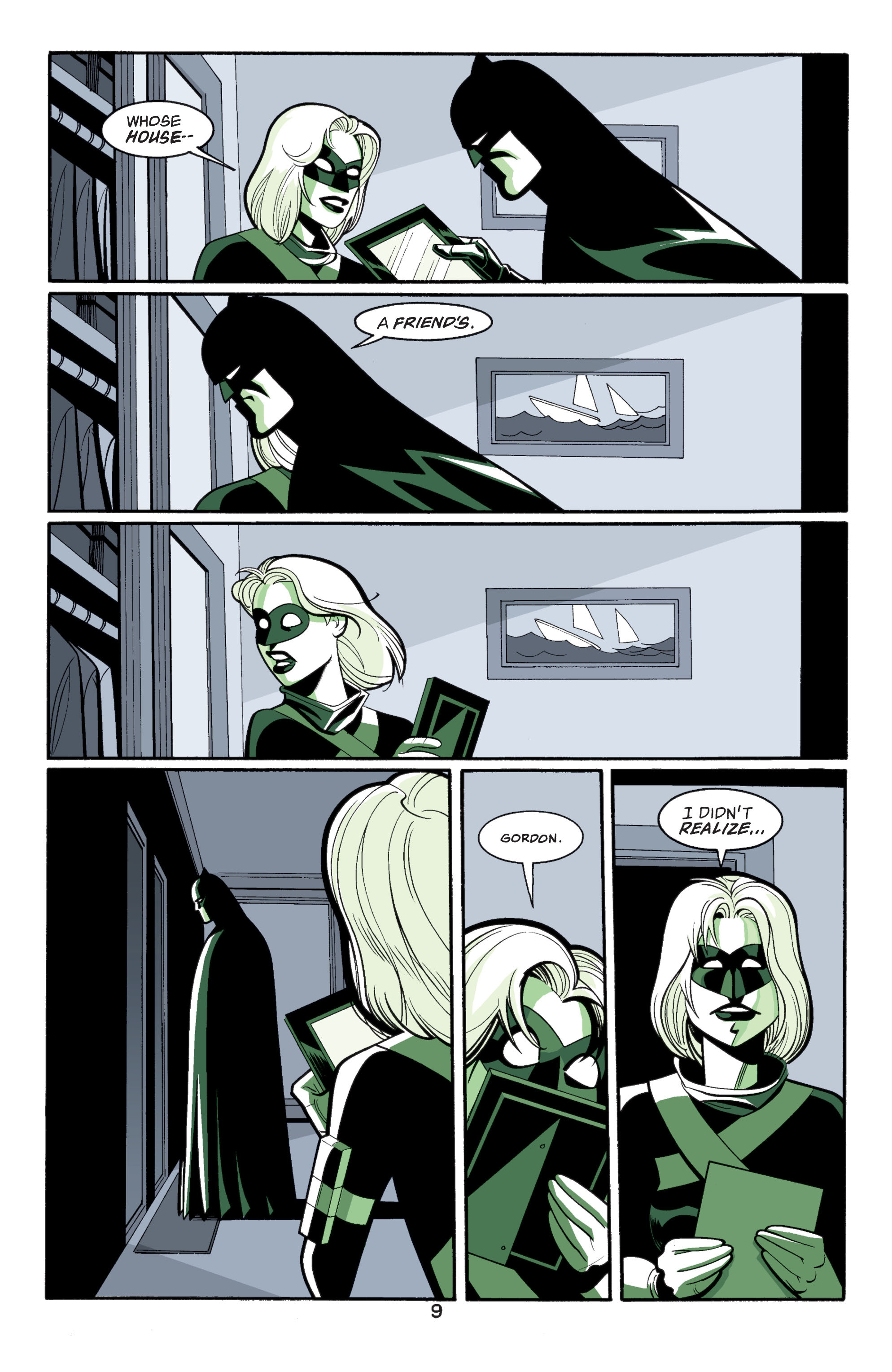 Detective Comics (1937) 765 Page 8