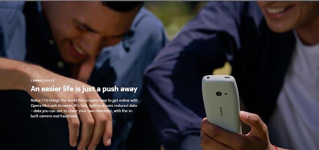 harga Nokia 210