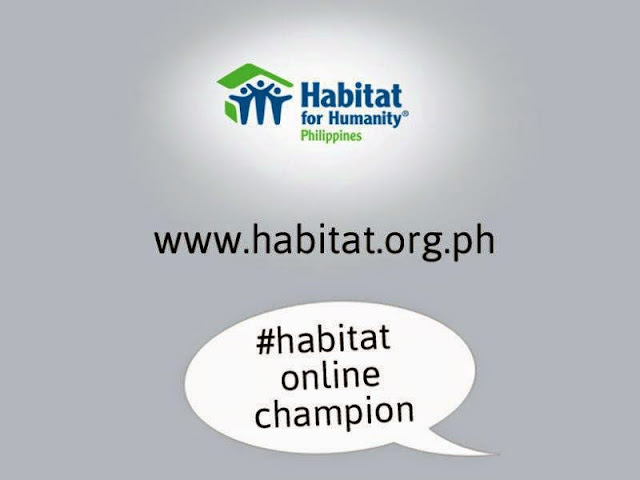 Habitat for Humanity Social Media for Social Change