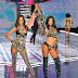 Alessandra Ambrosiono ultimo desfile para Victoria's Secret