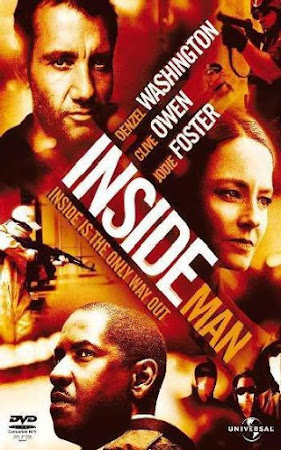 Poster Of Inside Man In Dual Audio Hindi English 300MB Compressed Small Size Pc Movie Free Download Only At worldfree4u.com