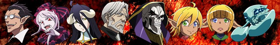 Overlord Notes: Character Level Index