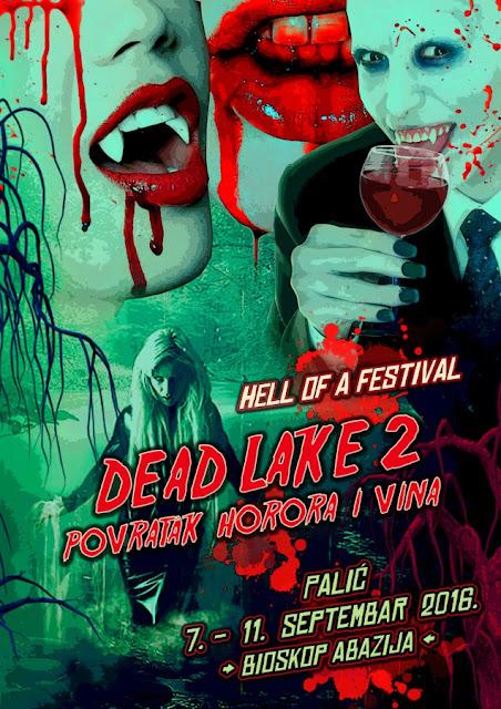 Dead Lake 2: Povratak horora i vina
