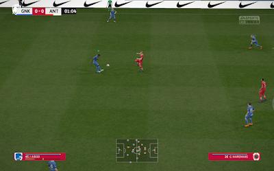 FIFA 16 Graphic Pack Jupiler Pro League Season 2018/2019