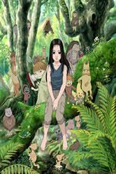 Miyori e a Floresta Mágica Dublado