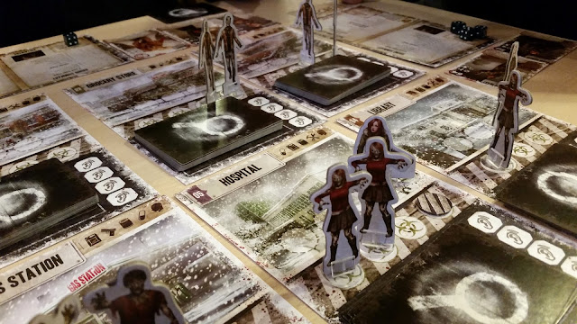 Dead of winter board game review locations