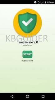 Tweakware Mod v2