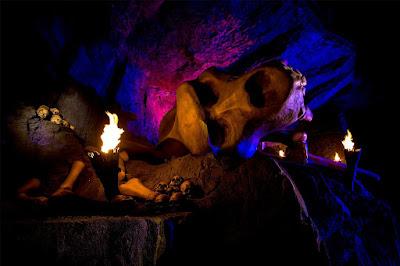 Atração Skull Island Reign of Kong