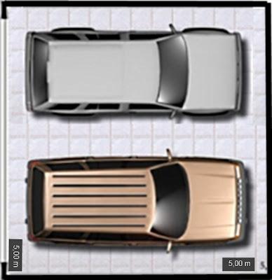 Dicas E Tutoriais Tamanho De Garagem Para 2 Carros