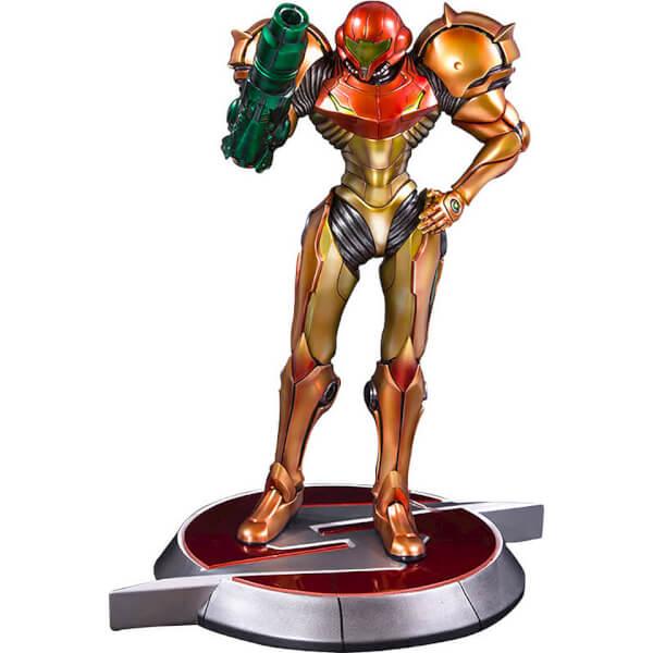 Nintendo pone a la venta esta figura de Metroid para conmemorar el 30 aniversario de la saga