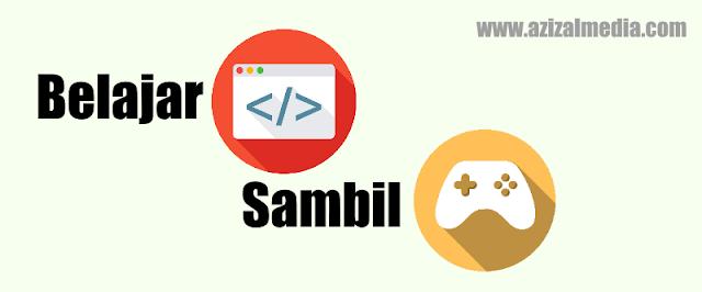 Belajar Programming Dasar Sambil Main Game