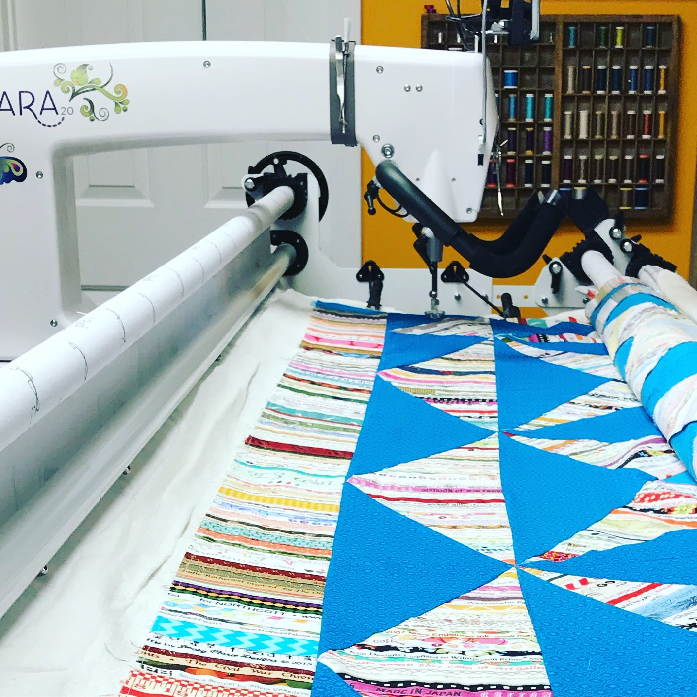 Butterfly Threads Longarm Quilting Services