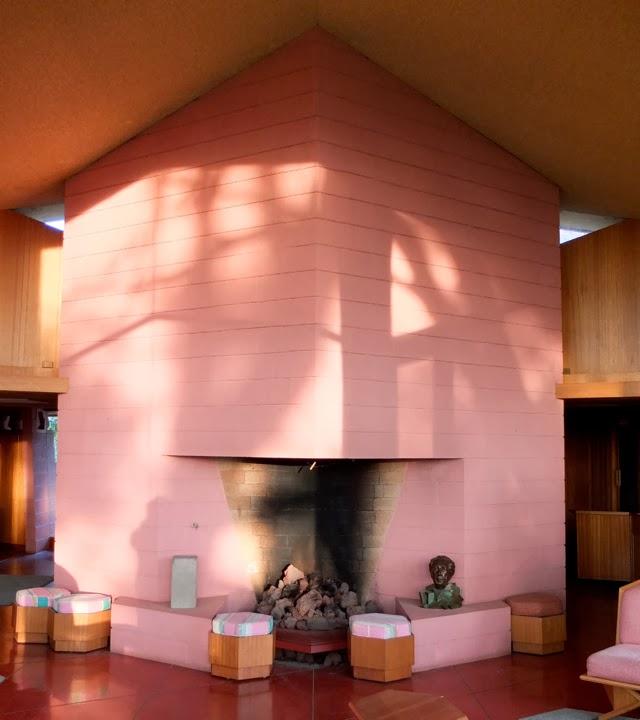 Frank Lloyd Wright Ablin House / Bakersfield
