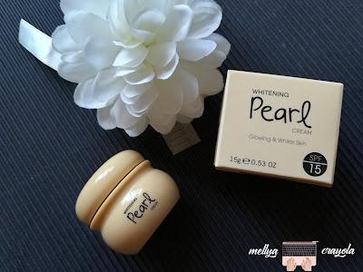 Wajah Cerah Sekata dengan Pearl Cream Sendayu Tinggi
