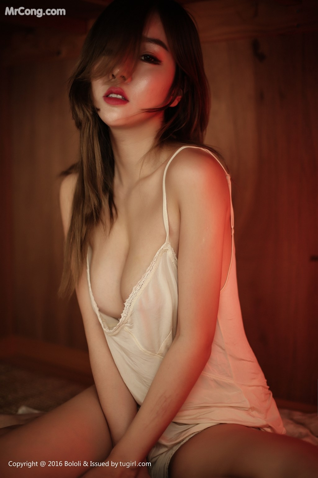 Gambar BoLoli-2017/08/14-Vol.102-Wang-Yu-Chun-MrCong.com-024 di BoLoli posting 2017/08/14 Vol.102: Model Wang Yu Chun (王 雨 纯) (49 foto)