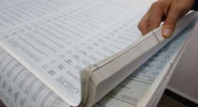 ЦВК додрукує для першого туру виборів ще 263 тис. бюлетенів