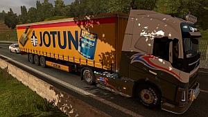 Jotun trailer mod