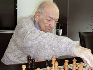 Dans l'Open de Zurich, on annonce le grand retour du légendaire Viktor Korchnoi - Photo © site officiel