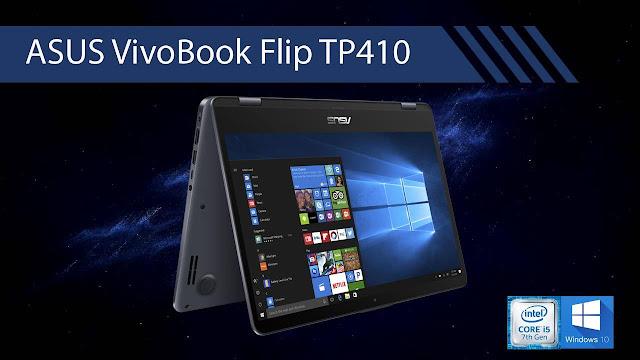 Asus Vivobook Flip Tp410 Laptop Pilihanku