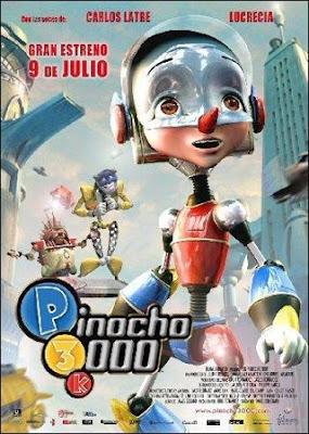 Pinocho 3000 – DVDRIP LATINO