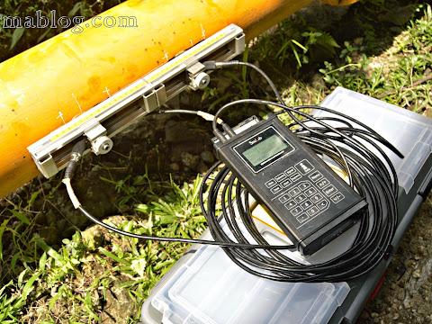Limbah Flow meter ( lanjutan )
