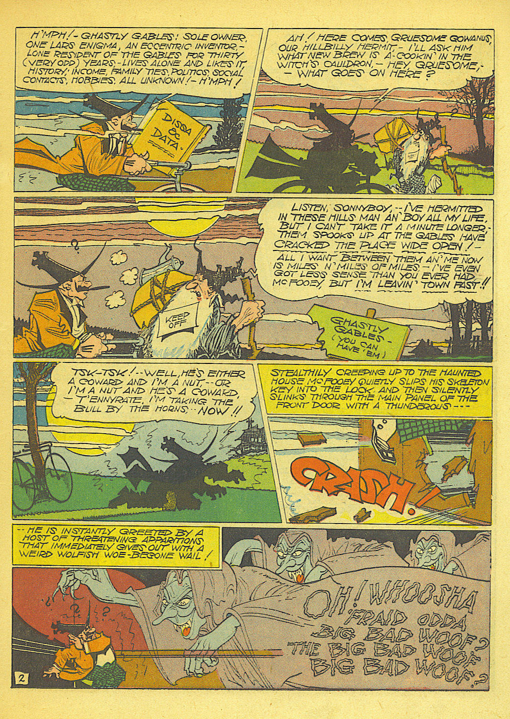 Read online Action Comics (1938) comic -  Issue #71 - 26