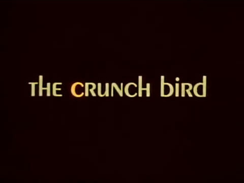 the crunch bird