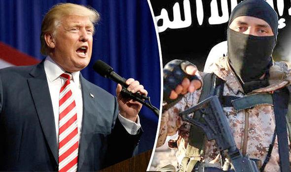 ISIS Rayakan Kemenangan Trump,
