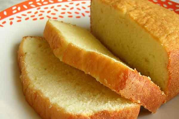 fluffy cake delicious
