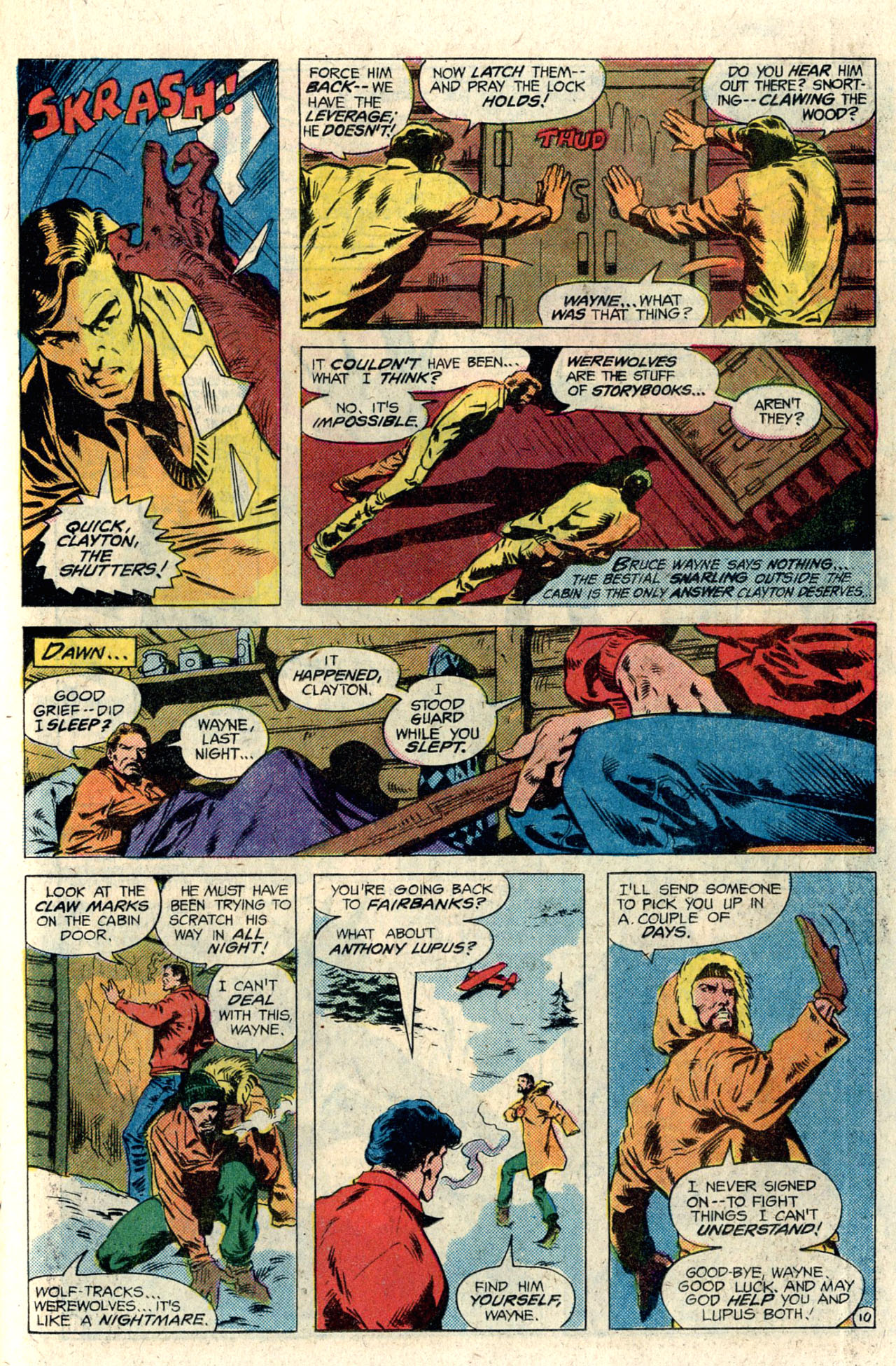 Detective Comics (1937) 505 Page 14