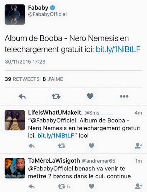 ALBUM NERO BOOBA NEMESIS TÉLÉCHARGER