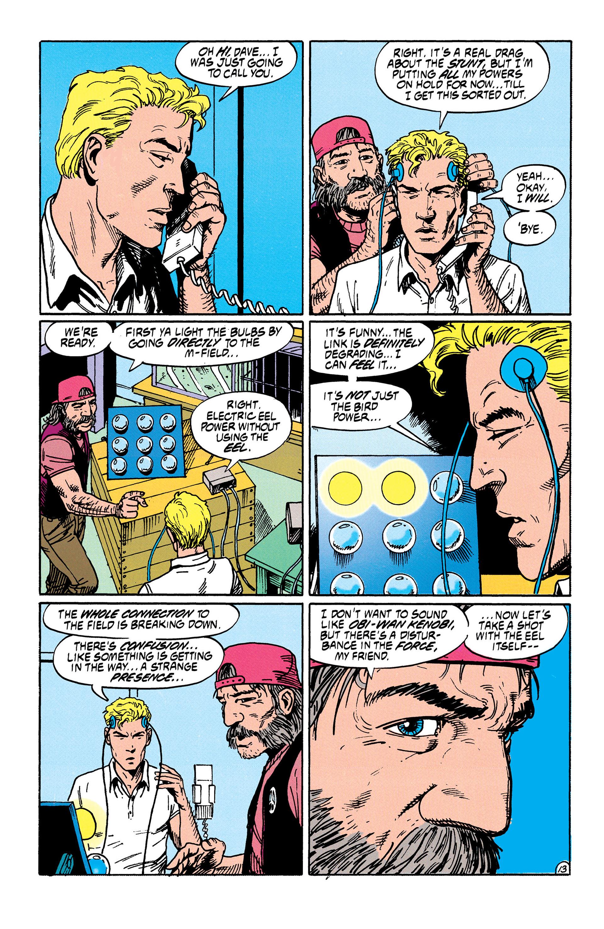 Read online Animal Man (1988) comic -  Issue #35 - 14