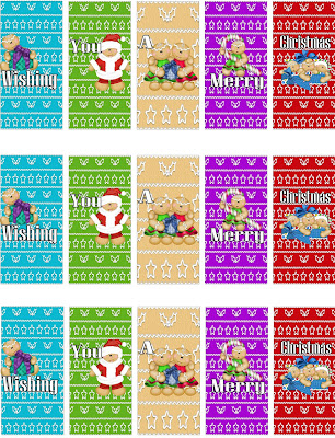 Create a quick and easy party favor for your Christmas party with this printable candy bar wrapper.  You'll wow your class mates, your friends, your family, or even neighbors stopping by with the unexpected cookie plate with a fun treat to give that wishes them a Merry Christmas.