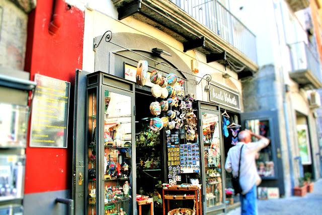 negozi, Spaccanapoli, Napoli