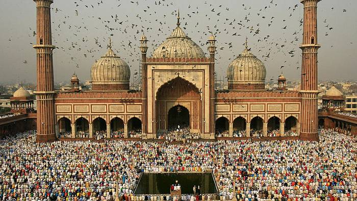Twenty languages are spoken in Delhi. The official and most widely spoken language is Hindi, followed by Punjabi. English is used for business and other official purposes. Urdu is common among the Muslim community.